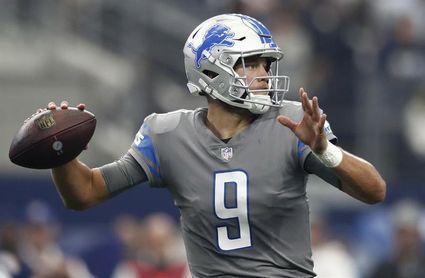 22-23. Stafford y los Lions permiten una anotación y vencen a los Falcons