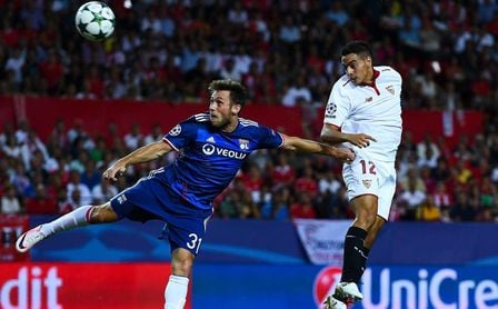 Dos triunfos y una derrota del Sevilla ante franceses; el Rennes ya ganó en la capital andaluza