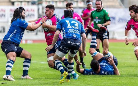 El campeón VRAC supera al Ciencias (6-35) en el regreso del rugby a Sevilla