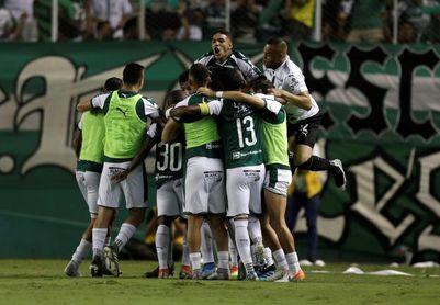 El Deportivo Cali derrota 2-3 al Independiente Medellín en la liga colombiana
