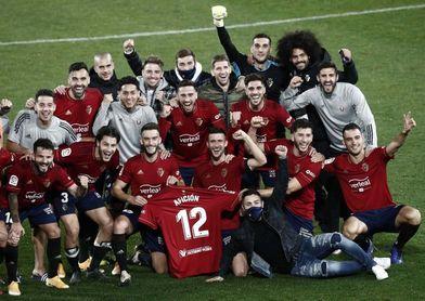 Osasuna volvió a ganar al Athletic en El Sadar 3.149 días después