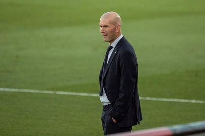 """Zidane: """"Voy a pelear hasta el último día"""""""
