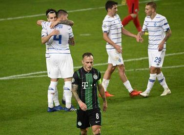 2-2. Franck Boli da un punto al Ferencvaros