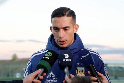 Marcone: ?Para mí era un sueño llegar a una Liga como la española?