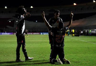 1-0. El Vasco sufre demasiado pero supera el cerrojo defensivo del Caracas