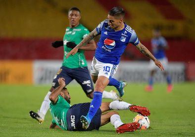 1-2. El uruguayo Menosse da el triunfo al Cali y deja malherido a Millonarios