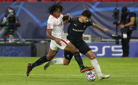 Koundé, su autoexigencia y los problema del Sevilla FC con el gol