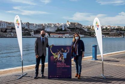 Menorca acogerá en diciembre la final del Estrella Damm Master de pádel