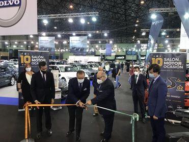 Arranca en FIBES el 10º Salón del Motor de Ocasión de Sevilla, el único salón del motor de España en 2020