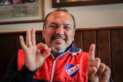 """Sosa: """"Cuando jugaba contra Maradona quería ganarle a él"""" más que a su equipo"""