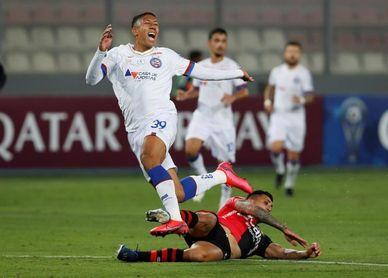 1-0. Un autogol da la victoria a Melgar pero no resta opciones al Bahía