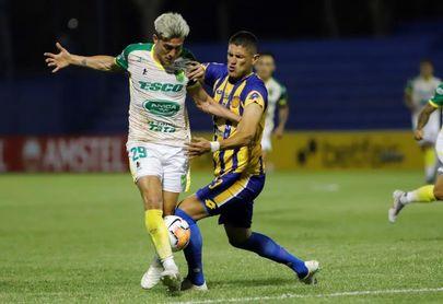 Un argentino, dos colombianos y un ecuatoriano sacan ventaja en la ida