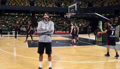 El Bilbao Basket visita Manresa penalizado en su ritmo por los aplazamientos