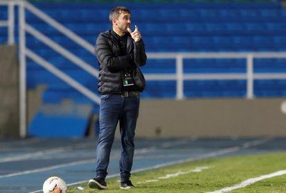 El Inter de Coudet defiende el liderato en Brasil ante Corinthians