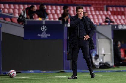 """Simeone: """"Ojalá Joao tenga la regularidad que hace que los jugadores crezcan"""""""