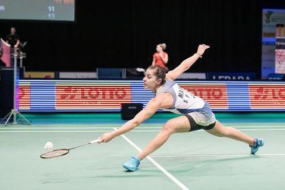 Carolina Marín cae en semifinales ante la escocesa Gylmour