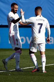 Hazard, gol sin celebración 392 días después