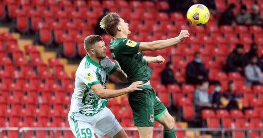 El Krasnodar cae ante el Akhmat antes de viajar a Sevilla.