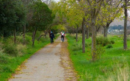 Écija adecentará varios tramos de su vía verde