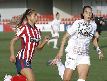 Deyna Castellanos desatasca al Atlético de Madrid