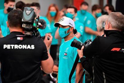 """Hamilton dice que """"no hay garantías"""" de que vaya a seguir en la F1"""