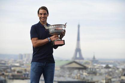 """Nadal: """"Con 19 años me dijeron que no volvería a jugar al tenis"""""""