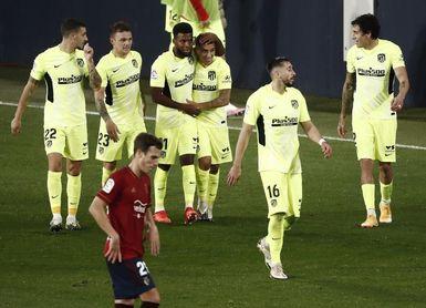La reafirmación del Atlético