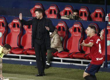 Simeone recupera a Saúl y Luis Suárez para Moscú