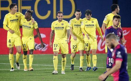 2-0: Mucho Villarreal para el colista