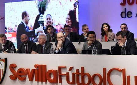 Castro recupera un 1% del capital inactivo del Sevilla