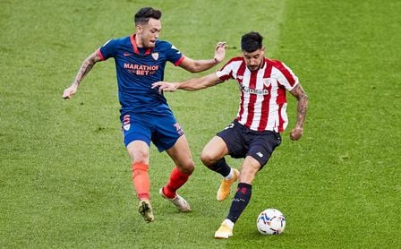 El peor comienzo del Sevilla FC en un lustro y tres puntos menos que en la 19/20.