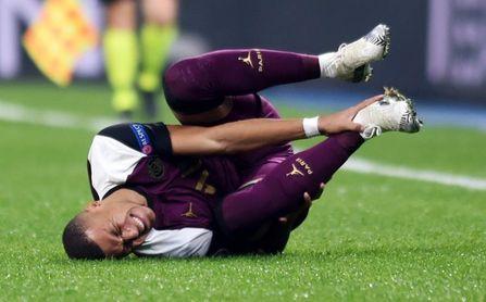 Kylian Mbappé tampoco jugará mañana el partido contra el Leipzig