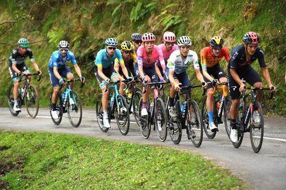 Todos los PCR en la Vuelta 2020 del último día de descanso dan negativo