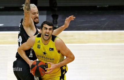 Shermadini, Tenerife, mejor jugador (MVP) de octubre