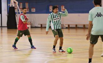 Tres positivos por Covid-10 en el Betis Futsal.
