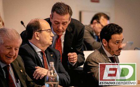 El Sevilla FC presenta unos 35 millones menos de presupuesto para la 20/21.