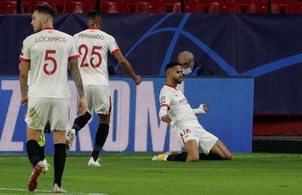 3-2. En-Nerysi le da una épica victoria a un Sevilla en inferioridad