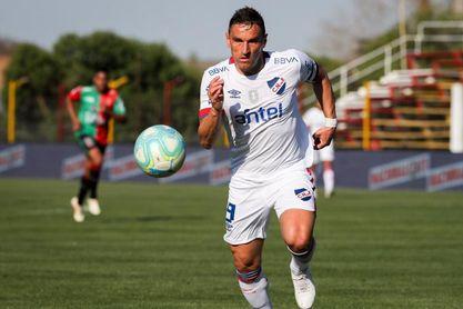 Bergessio, el goleador del siglo XXI, apuesta de Nacional para seguir arriba