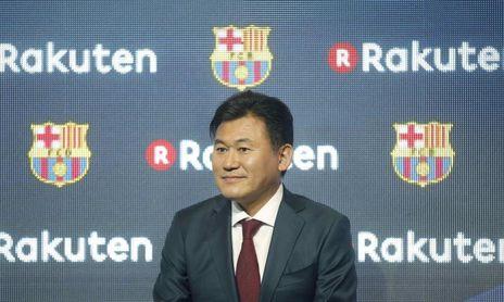 El Barcelona y Rakuten amplían su acuerdo un año más, hasta junio de 2022