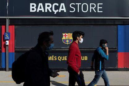 El Barcelona recibe un nuevo golpe a su capacidad de generar ingresos