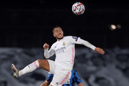 Bélgica llama a Hazard y Courtois