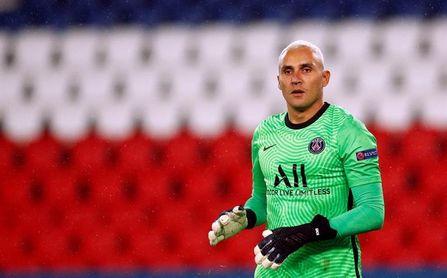 Keylor Navas vuelve a la convocatoria de la selección de Costa Rica