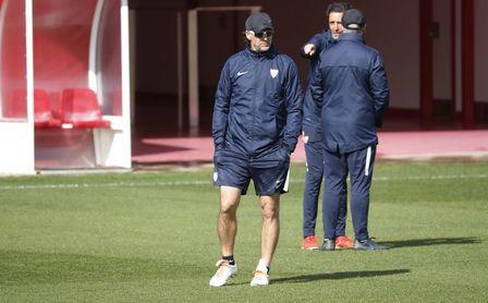 Lista de convocados del Sevilla FC con una novedad.