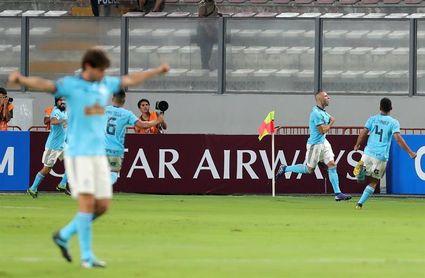 Sport Boys y Sporting Cristal lideran liga peruana con goles argentinos