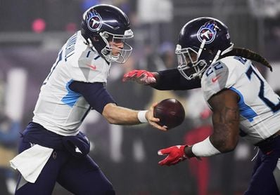 24-17. Los Titans vuelven a ganar después de dos derrotas y lideran en el sur