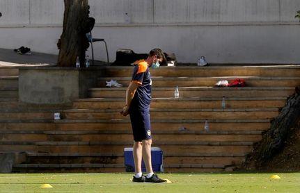 El Valencia vuelve al trabajo tras triunfo ante el Real Madrid y descansa el martes