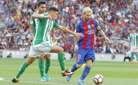 El Barcelona-Betis fue un objetivo para un atentado yihadista en 2017