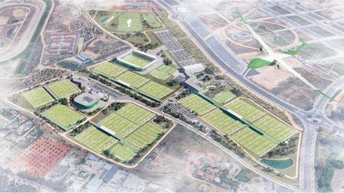 El Betis busca en la Unión Europea la financiación para su nueva ciudad deportiva