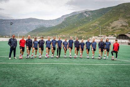 Machismo y división étnica: doble desafío para las jugadoras del Emina bosnio