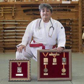 De la muñeca de plástico al Mundial: la ruta de las pioneras del judo español